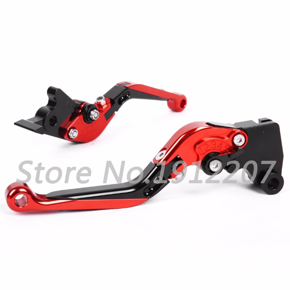 ФОТО For Honda NC750 S/X 2014-2015 Foldable Extendable Brake Clutch Levers CNC Folding&Extending Motorbike Brakes Hot Sale Levers New