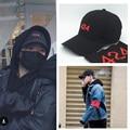 Hot sale star goods Jin Gd Kris cap harajuku hat ulzzang cap Lay luhan suho Baekhyun Chanyeol Chen Sehun Kai Xiumin Do