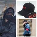 Venta caliente productos estrella Jin Kris Gd tapa sombrero harajuku ulzzang cap Lay Xiumin luhan Sehun Baekhyun Chanyeol Chen Kai suho Hacer