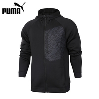 Original New Arrival 2017 PUMA Energy Training Full Zip Men S Jacket Hooded Sportswear