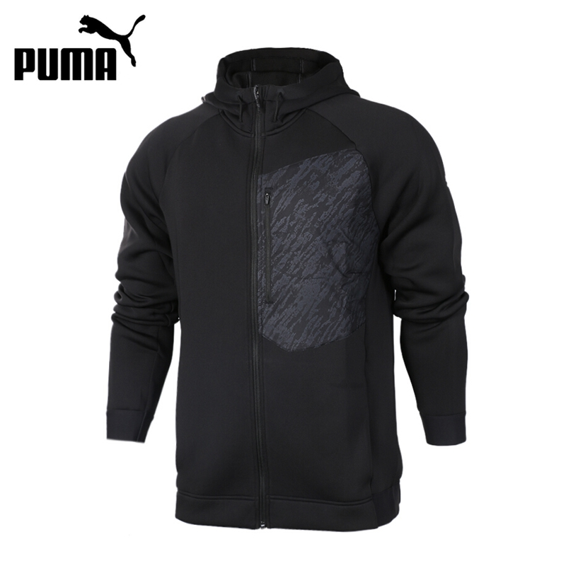 Original New Arrival 2017 PUMA Energy Training Full Zip Men's  jacket Hooded  Sportswear adidas original new arrival official neo women s knitted pants breathable elatstic waist sportswear bs4904