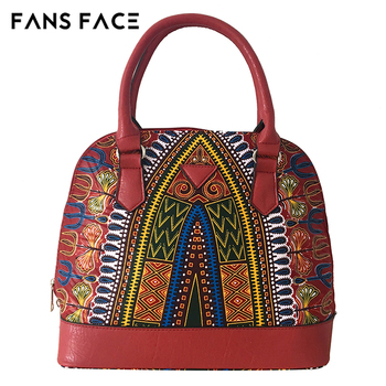 FANS FACE Africa Women Bags Mobile Messenger Ladies Handbag High Quality Luxury Handbags Women Bags Designer Traditional African