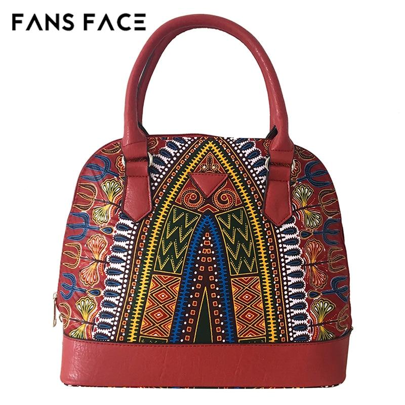 FÃS FACE da África As Mulheres Sacos Do Mensageiro Móvel Bolsa Das Senhoras da Alta Qualidade Bolsas De Luxo Mulheres Sacos Designer de Africano Tradicional