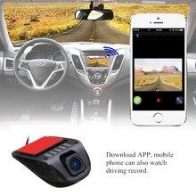 KROAK HD 1080P Mini Wifi Car SUV DVR Registrator Dash Cam Digital Video Recorder Camera Night Version G-Sensor