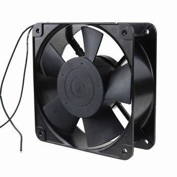10PCS Gdstime Ball Bearing Cooling Fan 18cm AC 380V 180MM 180*60MM 18060