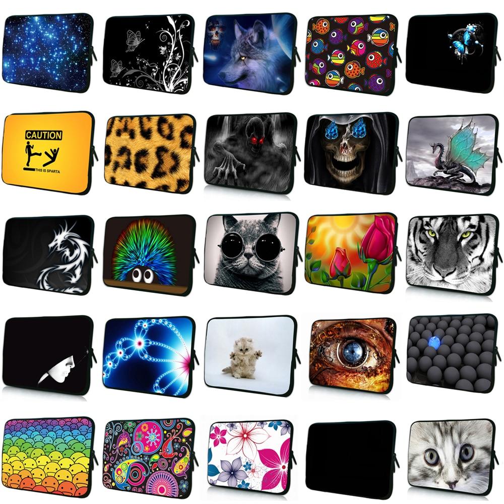 Galleria fotografica Viviration Casual Neoprene Netbook 8.0 Inch Case For Lenovo Tab2 A8-50F A8-50LC 7 Bag Tablet Liner Portable Funda Portatil Bolsa