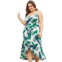цена Women maxi dress Short Sleeve Cold Shoulder Boho Flower Print summer dress plus size long dress vestido sexy