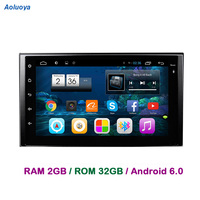 Aoluoya RAM 2GB Android 6.0 CAR DVD GPS Player For KIA Sportage 2004 2009 sorento 2002 2009 carens 2006 2010 carnival 2006 2011
