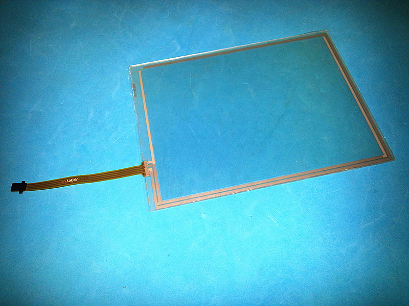 6.5 inch touch for STAR470 4WIRES touch screen for ROBOT touch panel glass free shipping free shipping 12 inch touch screen 100
