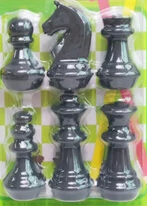 New Arrival Chess Shaped Eraser Cartoon Eraser Cute School Eraser Your First Choice For School Students MOQ 6 Pieces Per Lot