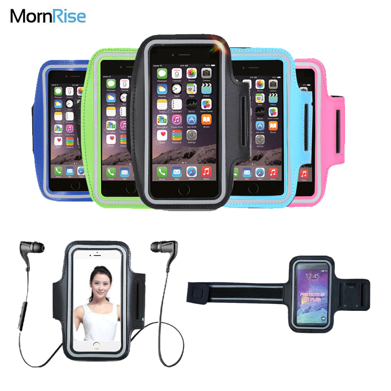 Sports GYM Running fundas Coque For leagoo M8 Pro Case Waterproof Jogging Arm Band Phone bags For leagoo M7 Cover Accessories