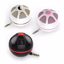 Portable Round Shaped Speaker