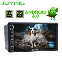Joying Universal Quad Core Double Din New Android 5 1 Car Audio Stereo GPS 2GB 32GB