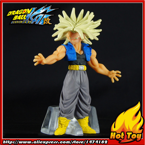 Gashapon Full Color part 2 Trunks super saiyan
