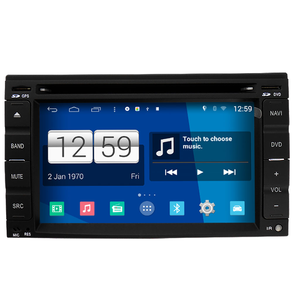Winca S160 Android 4.4 System Car DVD GPS Headunit Sat Nav for Hyundai Tucson 2004 - 2009 with Wifi / 3G Host Radio Stereo