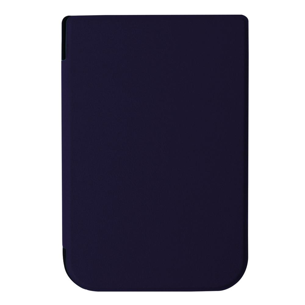 Auto Sleep Smart PU funda de cuero para 2016 pocketbook touch HD 6 - Accesorios para tablets - foto 6
