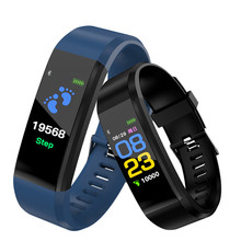 New Color Smart watch Heart Rate Monitor Cardiaco Clock Smartwatch Fitness Bracelet For IOS/Xiaomi/Honor PK Mi Band 3/S3