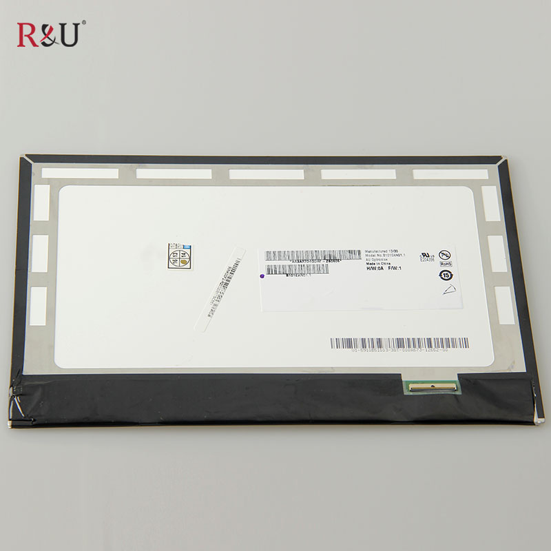 R&U B101EAN01.1 LCD screen display for ASUS Transformer Pad TF103 ME103 K010 ME103C ME103K ME102 K018 K00F TF103CG 10 1 inch for asus memo pad 10 me103 me103k lcd display with touch screen assembly free shipping