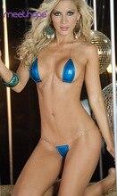 Sexy Women Lingerie Temptation Pu Leather Underwear Exposed Chest Erotic Ladies  Bra 2019