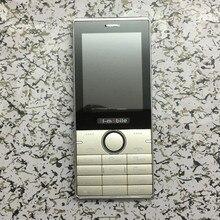 Новинка 2017 года H-mobile S9820 телефон с двумя сим-карты Bluetooth фонарик MP3 Камера 2.8 дюймов cheapphone (можно добавить Русская клавиатура)