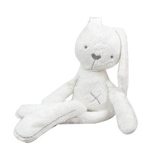 New Arrive Cute Lovely Baby Soft Plush Toys Plush Rabbit Sleeping Mate for Baby Stuffed & Plush Animals 16.5in