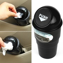 Garbage Can for your Car