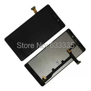 LCD Display Touch Screen Digitizer Assembly For Gionee ELIFE E6 E6T front outer glass black and white