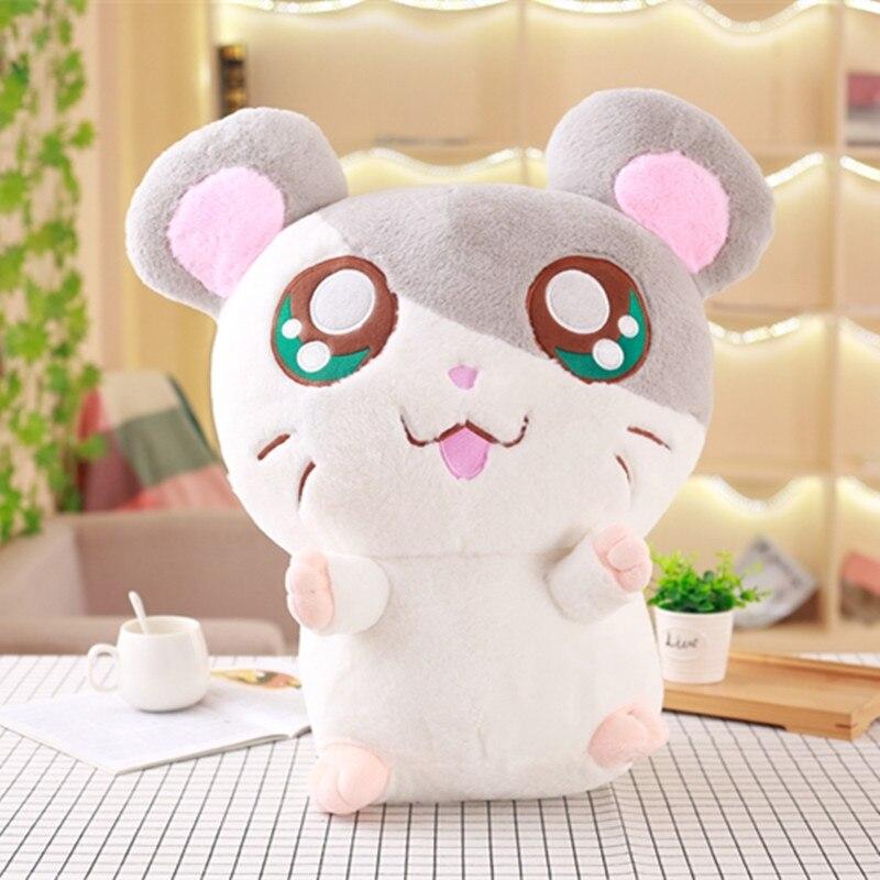 Stuffed e Plush Animais hamster rato de brinquedo de Forma : Hamster