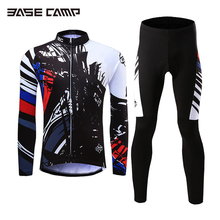 Cycling Jerseys Basecamp Recommend Vetement Cyclisme Femme Pro Team Sport Long Sleeve Culote Ciclismo Winter Dames Fietskleding