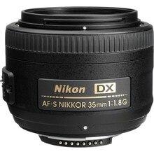 Nikon 35 1.8กรัมเลนส์nikkor af-s 35มิลลิเมตรf/1.8กรัมdxเลนส์สำหรับNikon D3400 D3300 D3200 D5500 D5300 D5200 D90 D7100 D7200 D500