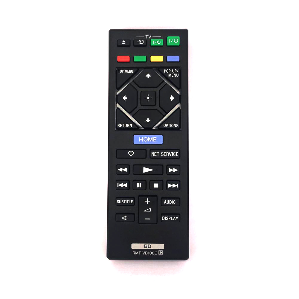 New Original For Sony RMT-VB100E Blu-ray DVD For BDP-S3500 BDP-S4500 BDP-S5500 BD Remote control original smart intelligent remote control ak59 00172a universal for dvd blu ray player bd f5700 for samsung