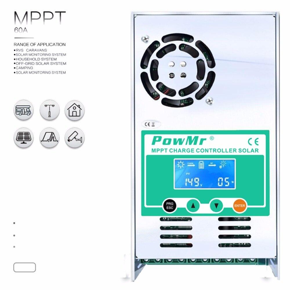 controlador de carga solar 12 v 24