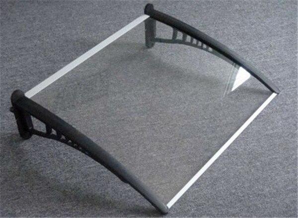 YP80100 80x100 cm 31.5x39in, profundidade de 80 cm largura 100 cm claro/branco/preto da porta da copa toldos toldo da barraca