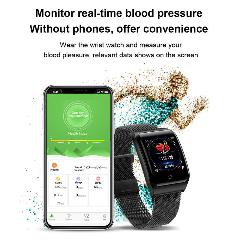 Image 5 - F9 1.3Inch Fashion Smart Bracelet Color Screen Ip68 Waterproof Pedometer Smart Watch Activity Fitness Tracker Smart Watch-in Smart Watches from Consumer Electronics