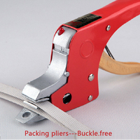 Manual Handy Strapping Tool Plastic Handle Electrical PP Packing Equipment Packing Straps Carton Banding Machine