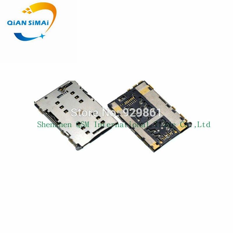 31991c767026 Цянь Симаи 1 шт. новый SIM Card Reader слот Держатель Разъем Замена для  LeTV Le Max X900 телефон
