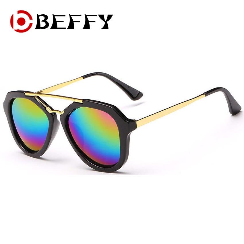 shades for men ahfk  BEFFY 2016 Brand Designer Twin-Beams Coating Mirror Sun Glasses Men New  Ladies Sunglasses Metal