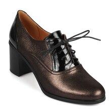 Женские модельные туфли на высоком каблуке Astabella RC606_BG010002-21-1-2 женская обувь из натуральной кожи для женщин