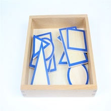 New Wooden Baby Toys Montessori Geometric Projection Shadow Early Childhood Education Kids Toys