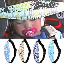 Baby Stroller Bag 1m Adjustable Head Support Fastening Pram Belt Car Seat Safety Sleep Positioner Accessories