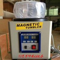 220 В 2800 об./мин. 800 г Ёмкость магнитный массажер, ювелирных изделий шлифовальные машины, ювелирная огранка магнитного Полировальные инструме