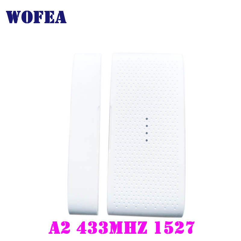 Free shipping NEW designed Wireless window and door sensor contact magnetic detector 1527 battery not included  (China)