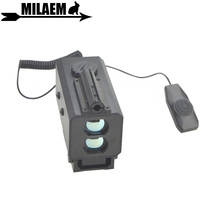Archery Mini Laser Range Finder Alloy High Quality Rangefinders 700m Metal Crossbow Hunting Accessories