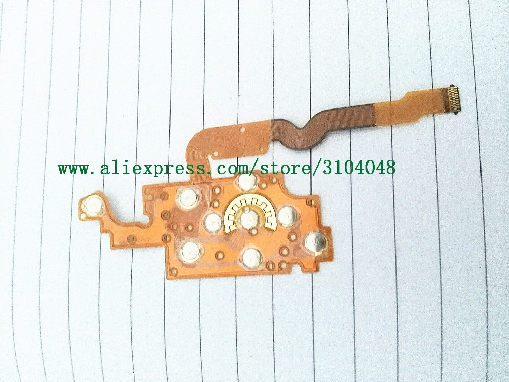 NEW Function Key Board Button Flex Cable For Canon for EOS M for EOSM Digital Camera Repair Part