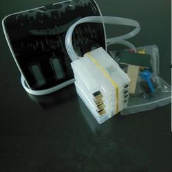 Vilaxh kompatybilny puste stały atrament CISS typu D zamiennik dla HP 711 do drukarki Designjet T120 T520 drukarka ciss z chipem w System stałego zasilania atramentem od Komputer i biuro na