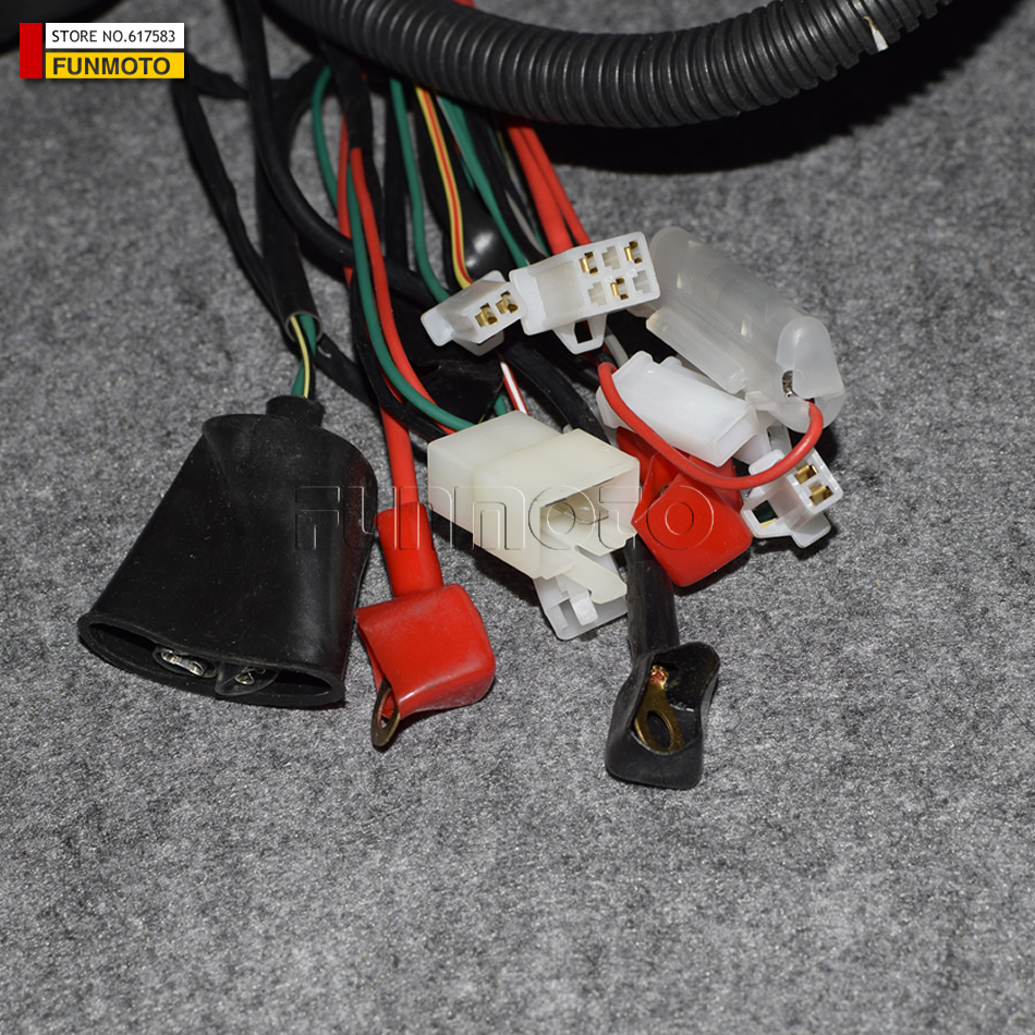 MAIN CABLE OR MAIN WIRE SUIT FOR XT250/KINROAD 250CC BUGGY