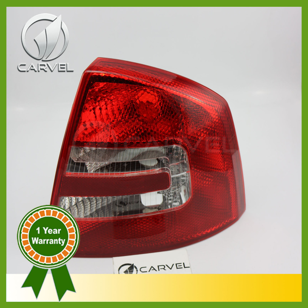 Free Shipping For Skoda Octavia Sedan A5 2005 2006 2007 2008 Right Side Rear Lamp Tail Light aftermarket free shipping motorcycle parts eliminator tidy tail for 2006 2007 2008 fz6 fazer 2007 2008b lack