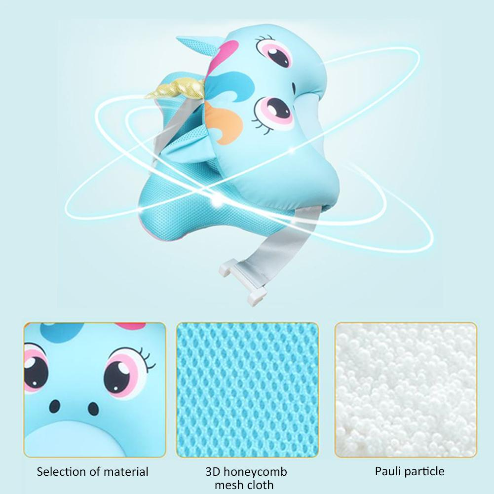Baby Shower Rack Newborn Supplies Bathtub Anti Skid Pad Pocket Baby