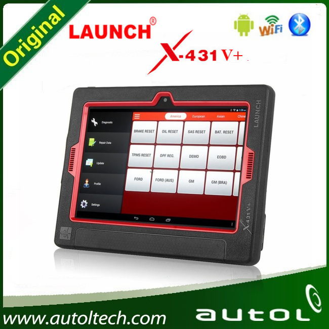 Original X431 V+ Launch X431 V+ Wifi/Bluetooth Global Version Full System Scanner X431 5 PLUS Launch X431 V Plus 5