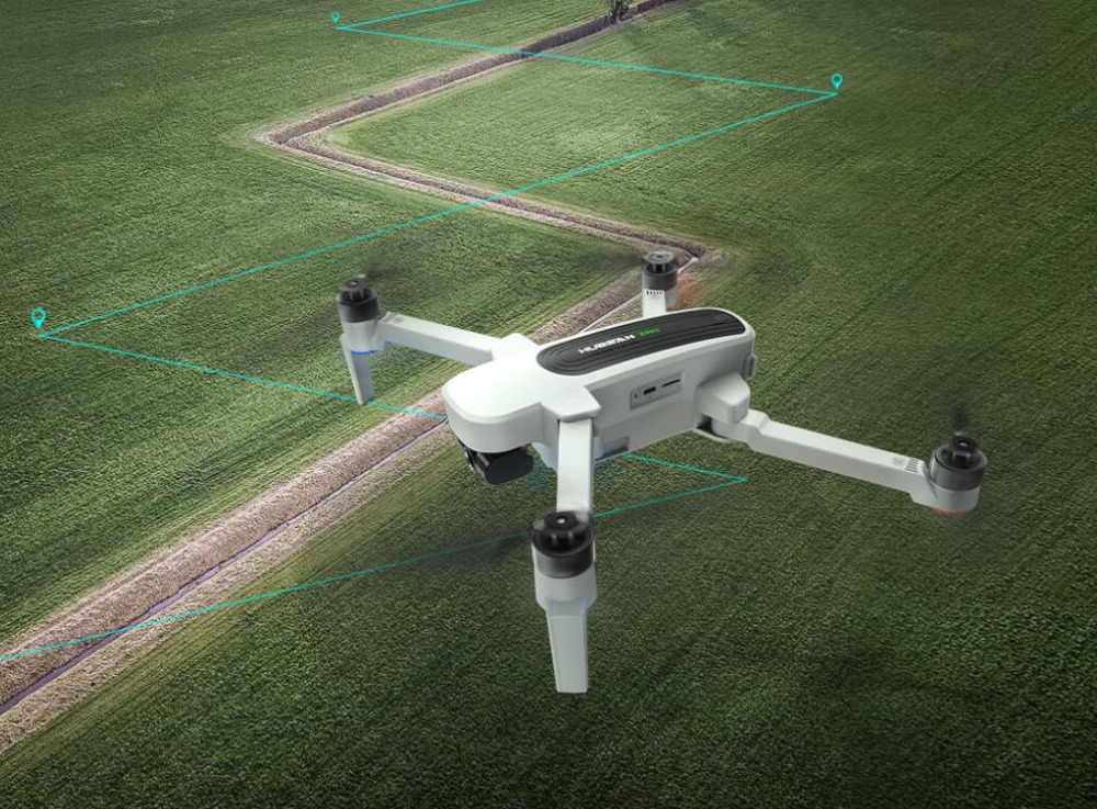 Hubsan H117s Zino Gps 5 8g 1km Foldable Arm Fpv 4k Uhd Camera 3 Axis Gimbal Rc Drone Quadcopter Rtf Racing Fpv Vs Dji Mavic 2 Camera Drones Aliexpress